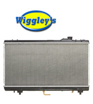 RADIATOR TO3010182 FOR 96 97 98 99 TOYOTA PASEO 95 96 97 98 99 TERCEL 1.5 L4 image 1