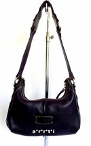 The Sak Pacific Black Pebbled Leather Hobo Style #103705 - NWT - $58.00