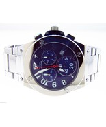 Men's Swiss Made Aqua Master blue Face watch - $346.49