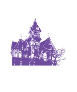 Haunted House -Digital Download-ClipArt-Art Cli... - $3.00