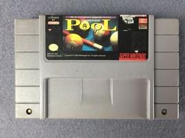 Championship Pool SNES Super Nintendo Game Cartridge - $5.53