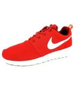 Nike Rosherun Womens Shoes 511882603/ 605 Running Sneakers Red Purple Mesh - $59.99