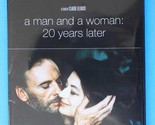"""""""A Man and a Woman: 20Years Later"""", Claude Lelouch, Anouk Aimée, 1986 DVD NEW"""