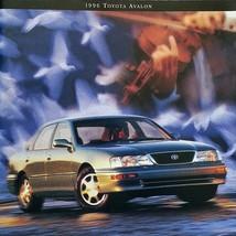 1996 Toyota AVALON sales brochure catalog US 96 XL XLS - $8.00
