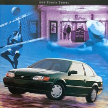 1996 Toyota TERCEL sales brochure catalog US 96 DX - $6.00