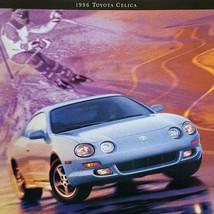 1996 Toyota CELICA sales brochure catalog US 96 ST GT - $10.00