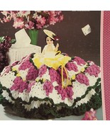 "Grapes of Bath Crochet Pattern 7"" Fashion Doll Fibre Craft FCM250 Tissue Cover - $9.99"