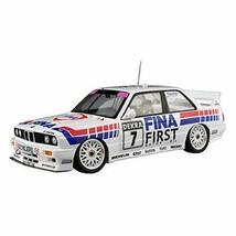 Aoshima 1/24 BMW M3 E30 Sports Evolution '92 Deutschland Model Kit w/Tra... - $43.67