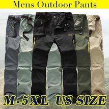 5XL Mens Summer Quick Dry Removable Pants Outdoor Sport Waterproof Brand Shorts