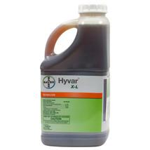 Bayer Hyvar X-L Herbicide 1 Gallon Weed and Brush Herbicide Vegetation K... - $129.99