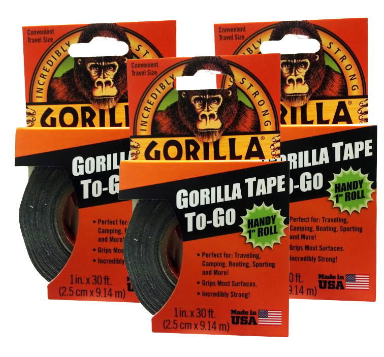 Primary image for Gorilla Glue Tape 1 in. x 30 ft. Duct Tape (Set of 3)