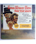 Paint Your Wagon: Music From The Soundtrack SEALED LP Vinyl Record Album... - £66.50 GBP