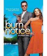 Burn Notice - Season 2 (DVD, 2009, 4-Disc Set) - $17.77