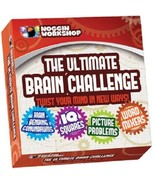 The Ultimate Brain Challenge GAME #16000, Ages 12+ - $29.39