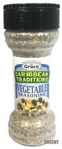 Grace Caribbean Traditions Vegetable Seasoning Authentic Mix of Herbs & Spices - $6.92