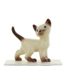 Hagen Renaker Miniature Cat Siamese Papa Ceramic Figurine