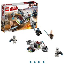 LEGO Star Wars Jedi & Clone Troopers Battle Pack 75206 Building Kit (102... - $15.61