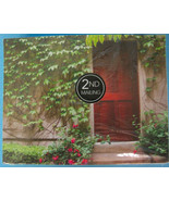 Note Cards Cottage Door Blank Inside Cards & Envelopes by 2nd Mailing - $8.75