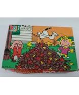 Peanuts 100 Piece Puzzle Milton Bradley 1965 - $9.90