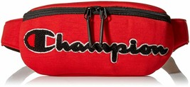 "Champion Men's Prime Waist Bag  6"" high, 11"" wide  16"" shoulder drop - $38.81+"
