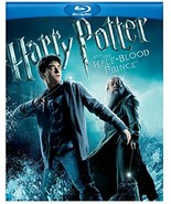 Harry Potter and the Half-Blood Prince [Blu-ray] - $2.95