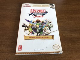 Hyrule Warriors Legends Adventure Mode Prima - Strategy Guide - $11.64