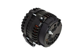 GM AD244 Style High Output 220 Amp Alternator Black 4 Pin LS image 6