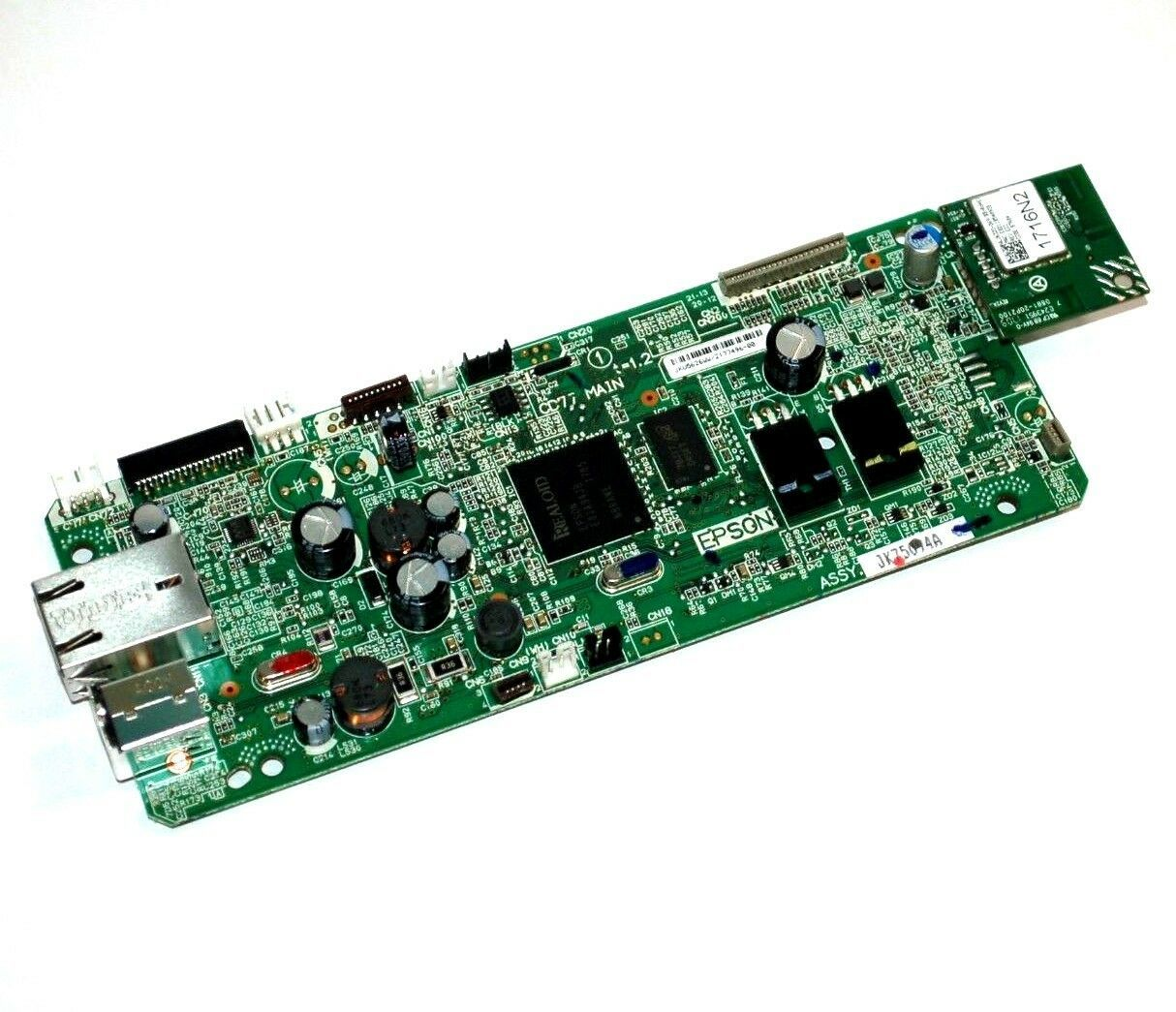 Primary image for Epson WorkForce WF-2760 Printer Main Logic Board / Formatter WF2760