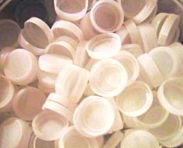 Teachers Craft Supplies Plastic Bottle Caps Art Project Multi-Purpose  ... - $7.00