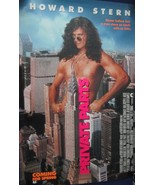 Howard Stern Signed Private Parts Movie Poster 27x41 - $479.99