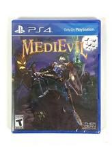 MediEvil (Sony PlayStation 4) Brand New & Factory Sealed - $19.19