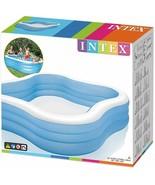 "Intex - 57495EP - 90"" X 90"" X 22"" Swim Center Family Pool Assorted Colors - $69.25"
