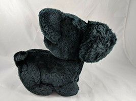 "Dakin Scottish Terrier Dog Black Scottie Plush Puppy 8"" Tall 1983 Stuffed Animal - $11.81"
