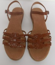 UGG Larisa Womens Size 7 Sandals Shoes 1014950 Brown Tan New  - $59.35