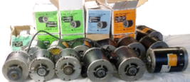 Everbilt 2 Speed Motor Lot Of 22 A250, A370, A550, A750 Untested Parts Only image 2