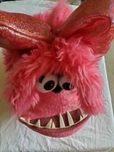 "Despicable Me Pink Plush Stuffed Universal Studios Makeover Kyle 11"" - $12.62"