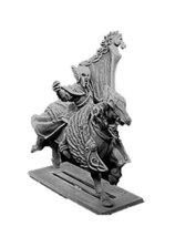 Gamezone Miniatures: Elves - Winged Cavalry Musician (1)
