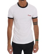 Kenzo White Stretch Mens Crewneck T-Shirt - $108.23+