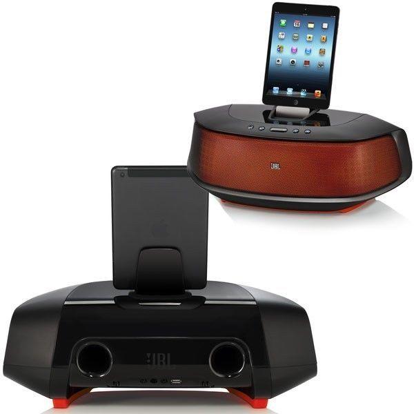 JBL OnBeat Rumble Wireless Speaker Dock with Built-In Subwoofer image 3
