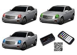 FLASHTECH for Cadillac CTS 03-07 V.3 Fusion Color Change RGB Multi Color... - $223.44