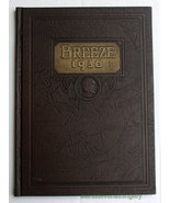 1930 Storm Lake Iowa High School Breeze Yearbook - $24.99