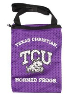 Texas Christian University TCU Horned Frogs NCAA Game Day Jersey Pouch [... - $4.94