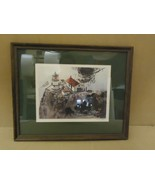 Print Lighthouse Framed Mattted 22in W x 18in H... - $84.88