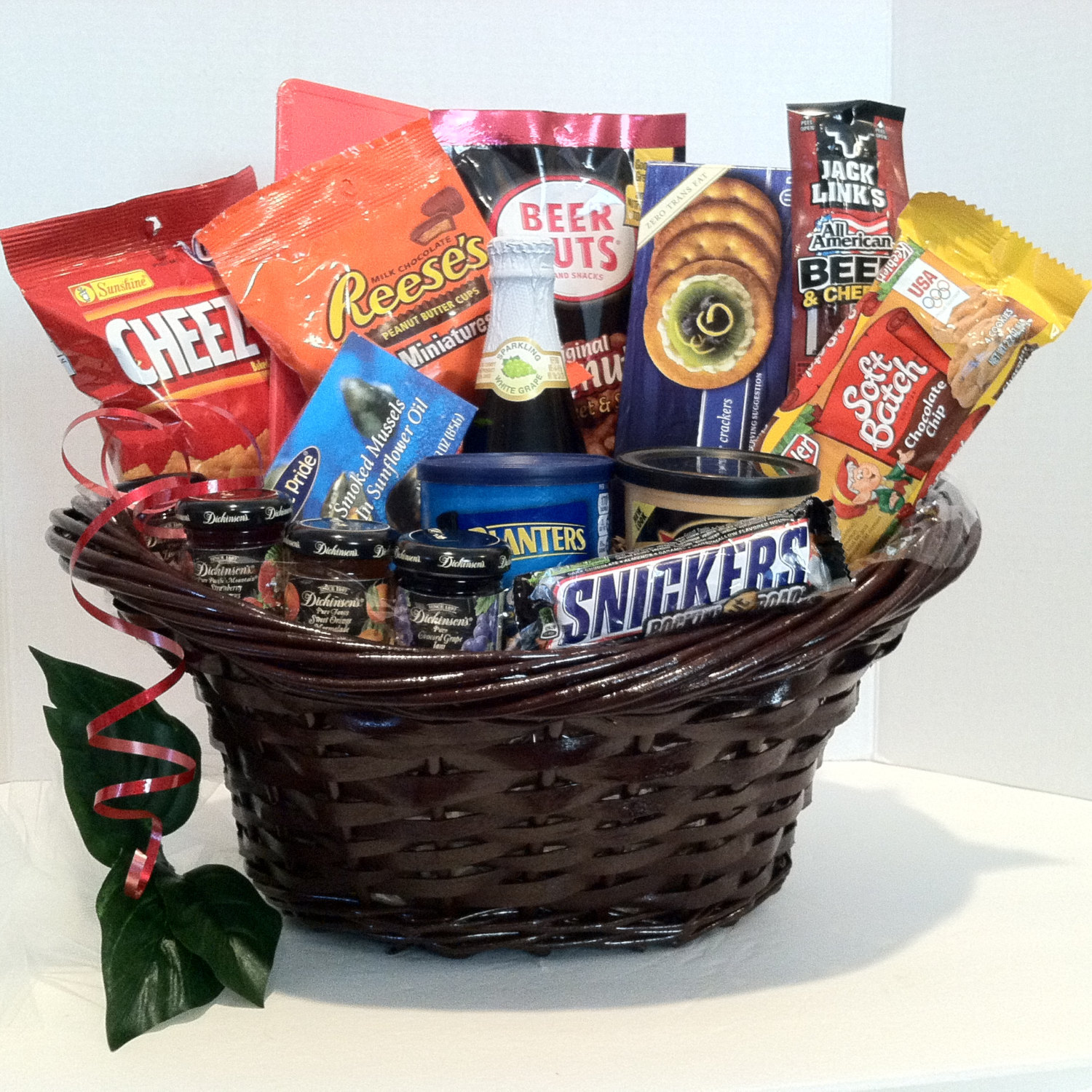 Valentine's Day, Father's Day Gift, Birthday Gift Basket ...
