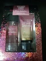 Victoria's Secret Pure Seduction Travel Size Lotion Mist 2 Piece Gift Set - $17.82