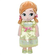 Disney Animators' Collection Anna Plush Doll Small 12'' Frozen 2 New wit... - $19.39