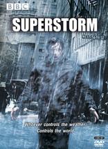 SuperStorm  :DVD 2 Disc BBC Documentary Science Super Storm Hurricane Ka... - $23.97