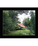 Old Farm House - BH0018C - Fine Art Photography - $17.50