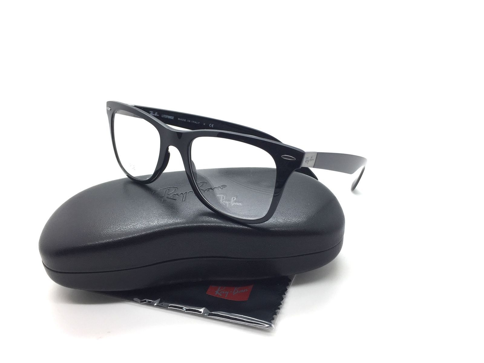 9afd11620e Ray Ban Unisex Black Square New Eyeglasses and 50 similar items