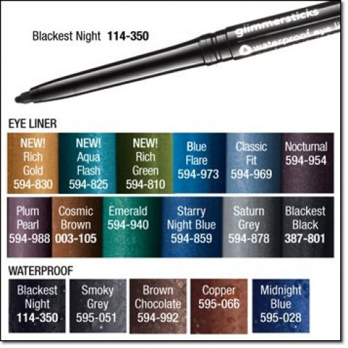 Dual Ended Eyeliner by avon #17